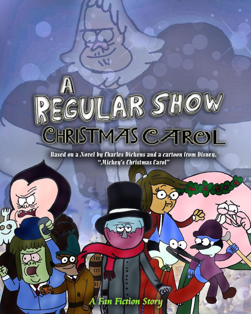 a regular show christmas carol chapter one by rdj1995 on deviantart - A Christmas Carol Animated