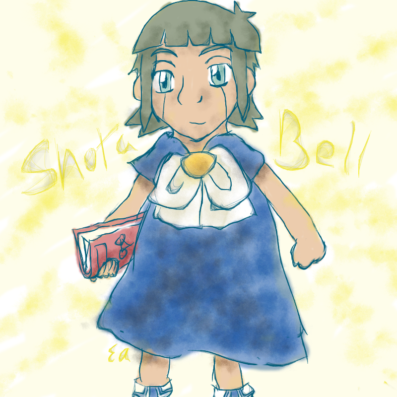 Shota Bell by Katsu14