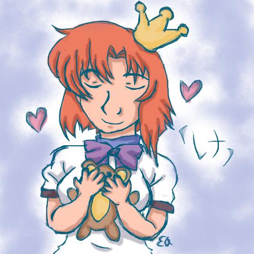 Rena - Taking Home the Crown by Katsu14