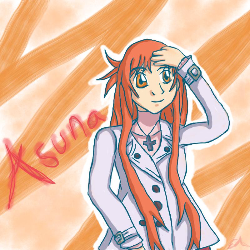 SAO - Asuna by Katsu14