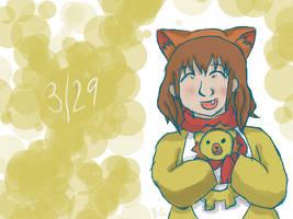 Umineko - Happy Birthday for Maria