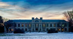 University of Saskatchewan at Dawn