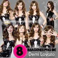 Pack de Demi Lovato by LujanAgustina