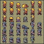 Final Fantasy V Style Original Characters
