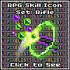 RPG Icons: Rifle Skills Showcase