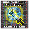 RPG Icons: Electric Rod Showcase by LePixelists
