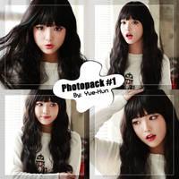 Photopack #1 by Yue-Hun by myoohsehun
