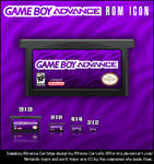 Gameboy Advance Rom Icons