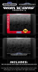 Sega Genesis Rom Icons
