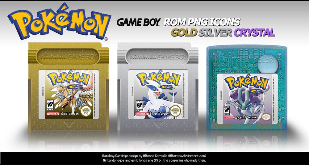 pokemon silver gbc rom cool