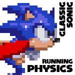 Classic Sonic Running Physics: