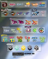 Bemani Icons V6