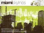 BrushSets: Miami Skyline by angelaacevedo