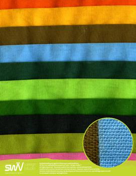 Texture: Coloured Purse