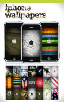 iPhone Wallpaper - Set 1