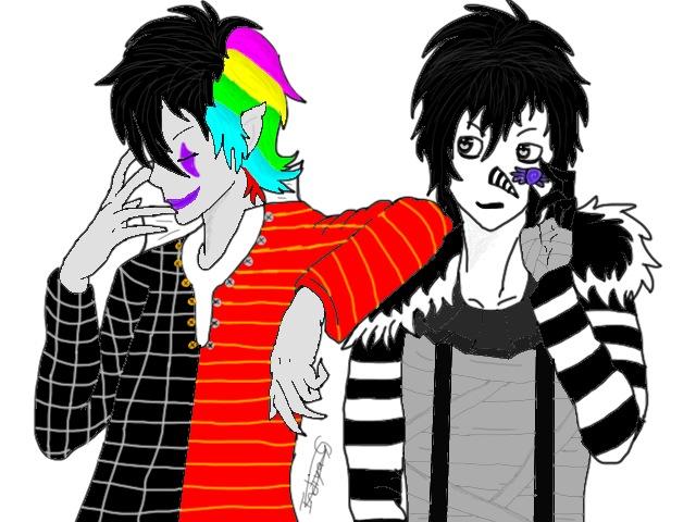 Shot Creepypasta X Readers – Desenhos Para Colorir