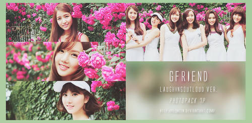 GFRIEND LAUGHINGOUTLOUD VER. #2 PHOTOPACK 7P by yeoncin