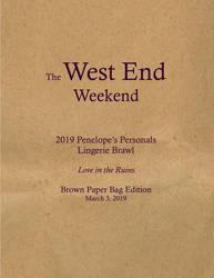 West End Weekend v4-1 by WhisakedJak