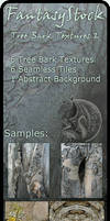 Tree Bark Textures Zip Pack 2