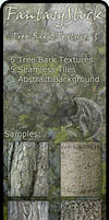 Tree Bark Textures Zip Pack 3