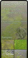 Algae Swamp Water Textures 3