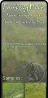Algae Swamp Water Textures 4