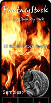 Bonfire Stock Zip Pack 1