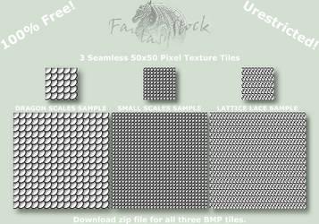 Seamless Pixel Texture Tiles by FantasyStock