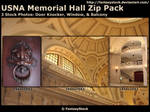 USNA Memorial Hall Zip Pack