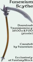 Funerium Weapon: Dragon Scythe