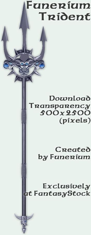 Funerium Weapon: Trident