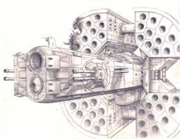 'Oron' -Dreadnought- by startitan