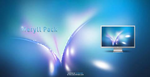 Meryll Pack by MathieuOdin
