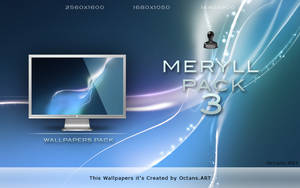 Meryll Pack 3 Final Pack by MathieuOdin