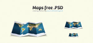 Maps free PSD