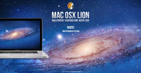 Mac OSX Lion Wallpapers