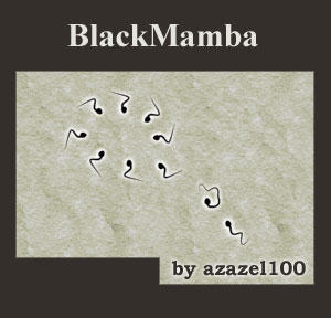 BlackMamba by azazel100