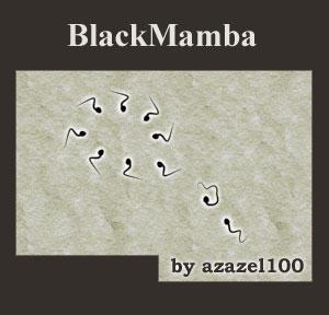 BlackMamba by azazel100