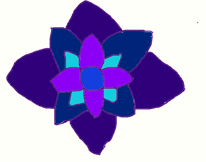 Request from MughalRox: Epic Design - Flower by RememberTheLost13