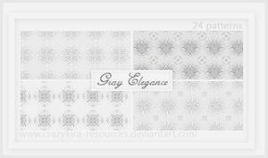 Gray Elegance by crazykira-resources