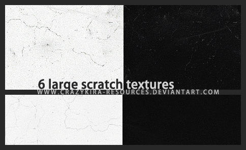 Scratch Textures 2 _large by crazykira-resources