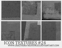 Icon Textures .24 by crazykira-resources
