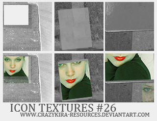 icon Textures .26 by crazykira-resources