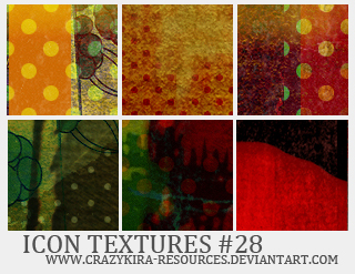 Icon Textures .28 by crazykira-resources