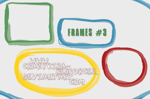 Frames3 by crazykira-resources