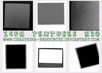 Icon Textures .30 by crazykira-resources