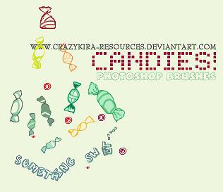 Candies by crazykira-resources