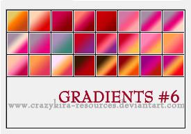 Gradients 06 by crazykira-resources