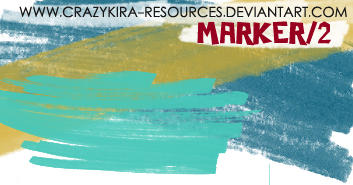 Markers 2 by crazykira-resources