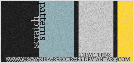 Patterns.18 - Scratch by crazykira-resources